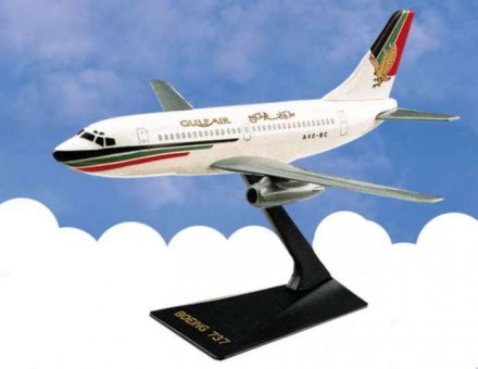 Flight Miniatures Gulf Air Boeing B737