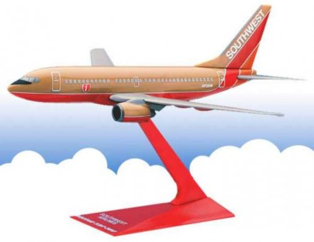 Flight Miniatures Southwest Airlines Boeing B737