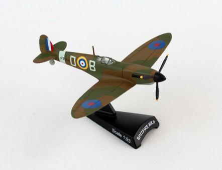 RAF Spirfire MkIIBattle of Britain Postage Stamp PS5335-3 Scale 1:93