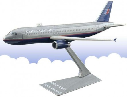 Flight Miniatures United Airlines Airbus A320