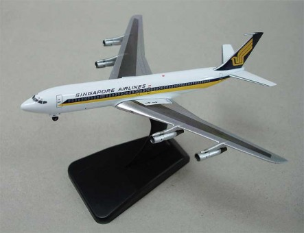 Singapore Airlines Boeing 707-327C Reg# 9V-BDC, Limited, A13065, 1:400