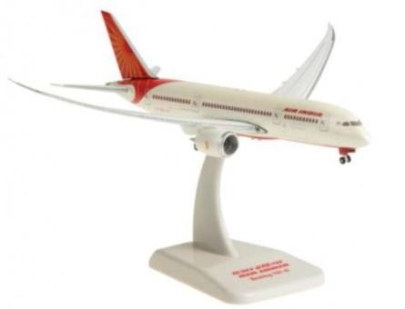Air India Boeing 787-8 Dreamliner die-Cast Hogan HG40137 Scale 1:400