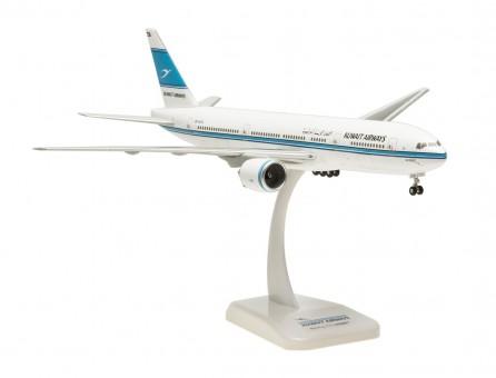 Kuwait 777-200ER Reg# 9K-AOA Hogan HG0137G Scale 1:200