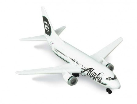 Alaska Airlines Single Plane RT3994