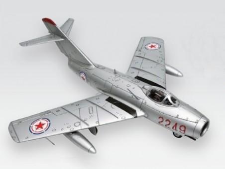 MIG-15  Wang Hai PLAAF, 3ed Fighter Div Korea FLT- 88101B Flight Wing Scale 1:18