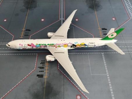 EVA Air Boeing B777-300ER Hello Kitty B-16703 Eagle/ Phoenix Scale Models 1:200