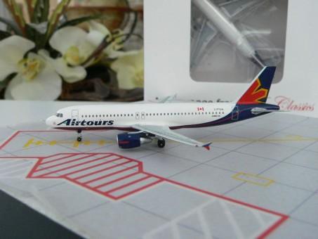 British Airtours Airbus A320 C-FTDA