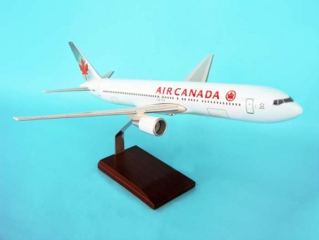 Air Canada 767-300 Crafted Resin or Wood New Livery g15010 scale 1:100