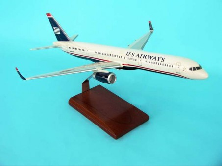 US Airways Boeing 757-200 Reg# N605AU Executive Series Scale 1:100