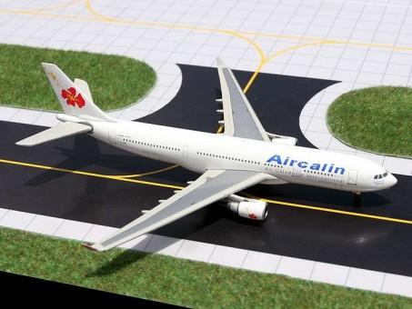 SALE! Aircalin Airbus A330-200 F-OJSE Gemini GJACI059 scale 1:400