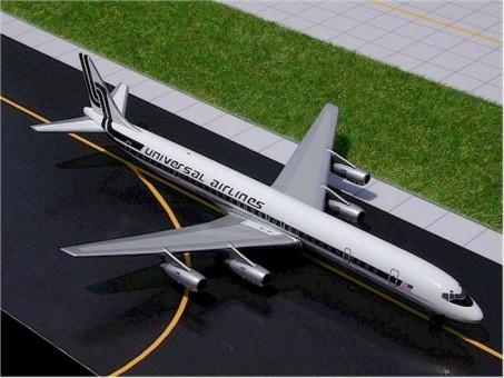 SALE! Universal DC-8-61 N803U Gemini GJUVA095 scale 1:400