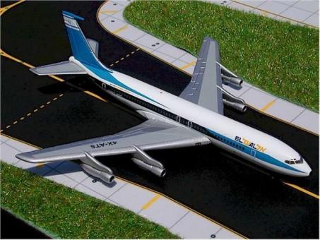Sale! El Al Boeing 707 registration 4X-ATS Gemini Jets GJELY186 Scale 1:400