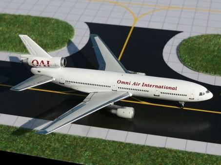 Sale! Omni Air DC-10-30 Reg# N522AX Gemini GJOAE444 Scale 1:400