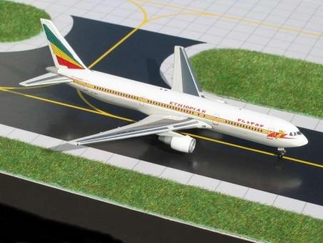 SALE! Ethiopian Boeing 767-300 ET-ALC Gemini GJETH457 scale 1:400