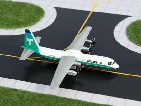 SALE! Trans America L-100 GJTVA644 Gemini Jets scale 1:400