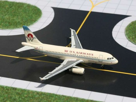 "SALE! US Airways A319 ""America West"" N828AW Livery Gemini GJAWE683 scale 1:400"