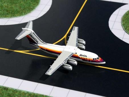 SALE! Aircal BAE146-200 N124AC Gemini GJACL758 scale 1:400