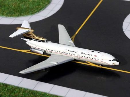 Channel Airways Trident 1E