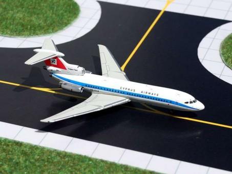 SALE! Cyprus Airways Trident 2E Reg# 5B-DAB Gemini GJCYP774 scale 1:400