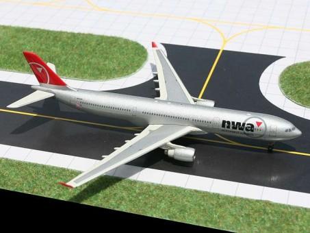 SALE! Northwest A330-300 N812NW Gremini Jets GJNWA776 scale 1:400