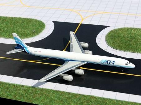 SALE! ATI DC-8-71F N828BX Gemini Jets GJATN830 Scale 1:400