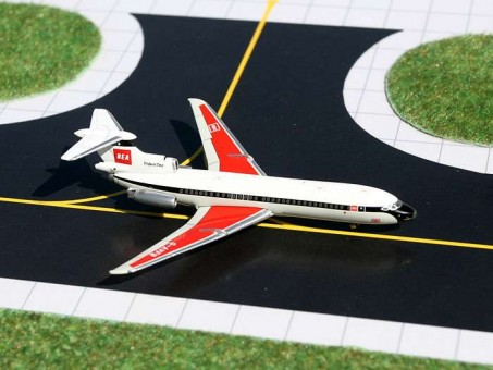 Bea Trident 2E Red Square Livery GeminiJets GJBEA852