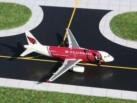 SALE! US Airways Airbus A319 N837AW Arizona Cardinals GJUSA890 1:400