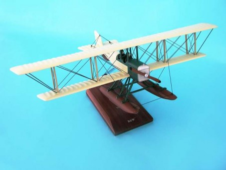 Sale! Crafted B & W Boeing First Plane Crafted Desktop Model scale 1:32