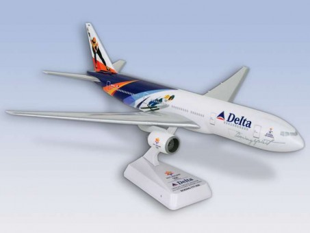 Flight Miniatures Delta Airlines Boeing B777
