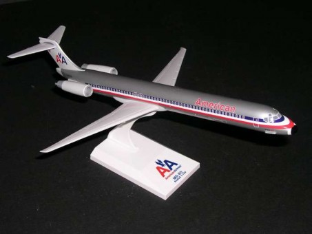 American Airlines MD-80 Skymarks SKR087 scale 1:1550