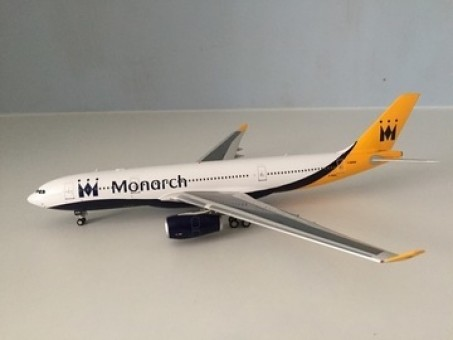 Monarch Airbus A330-200 G-SMAN ARD/InFlight Die-cast ARD2036 1:200