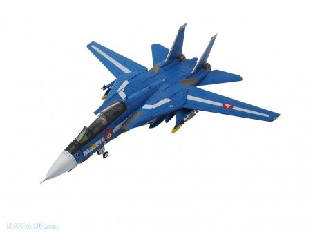F-14 Robotech Blue UN Spacy Max type Anime Series CA72RB03 scale 1:72