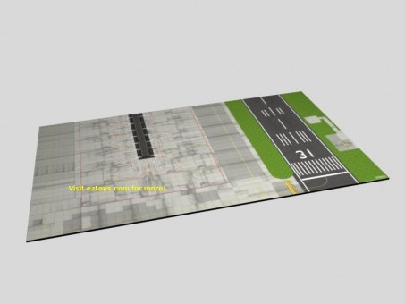 Eztoys Airport Mat - Section 1