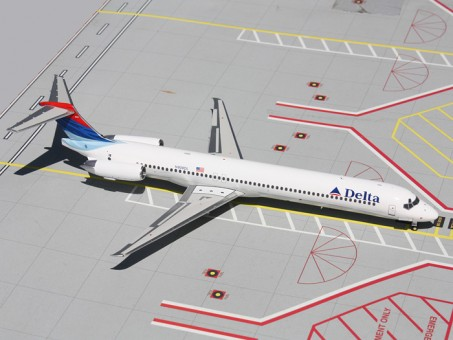DELTA MD-88 N908DL (Colors in Motion)  1:200