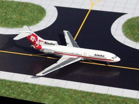 Alaska Airlines B727-200 'Gold Prospector' Gemini Jets GJASA165 scale 1:400