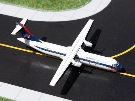 Rare! Delta Connection / ASA ATR-72 (Ron Allen Livery) N532AS GJDAL1134  GeminiJets 1:400