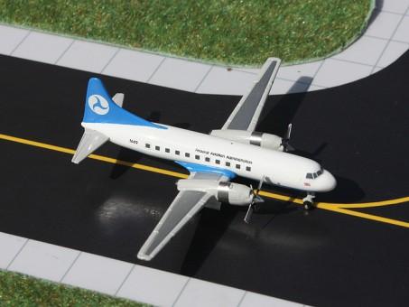 FAA Convair CV-580 GJFAA1173 N49 GeminiJets 1:400