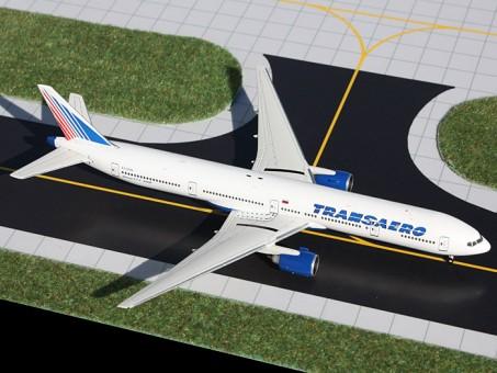 Transaero 777-300 Reg# EI-UNN, GJTSO1319, 1:400