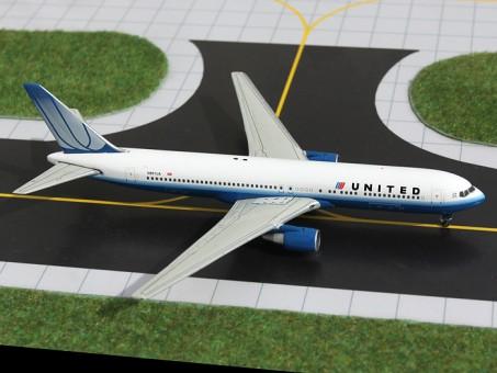 United Airlines B767-300 Tulip colors  Gemini Jets Scale 1:400