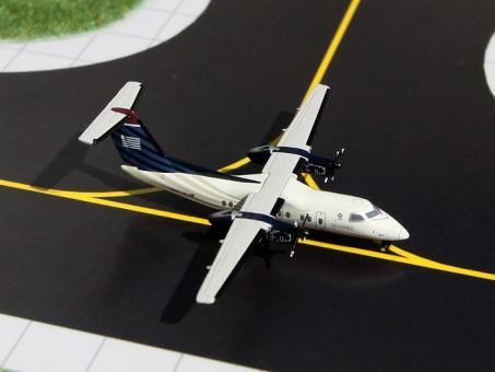 Rare! US Airways Express / Mesa Airlines DeHavailland DHC-8-200 GJUSA1017