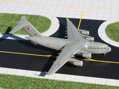 Qatar Air Force C-17 Scale 1/400