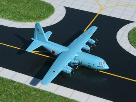 Sale! Japan JASDF C-130 Reg# 05-1085 Hercules Gemini GMJSD012 Scale 1:400