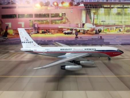 Braniff International Airways Boeing 720 El Dorado Super Jet    N7077 Aeroclassics Scale 1:200