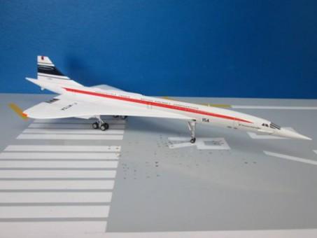 Aerospatiale France British Aircraft Corporation (BAC) Concorde Reg# F-WTSA JFOX/ InFlight Model JFI-CONC-002 Scale 1:200