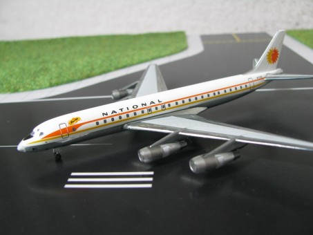 "National  (Sun King) Airlines DC-8-51  N779C ""Marilyn"", 1:400"
