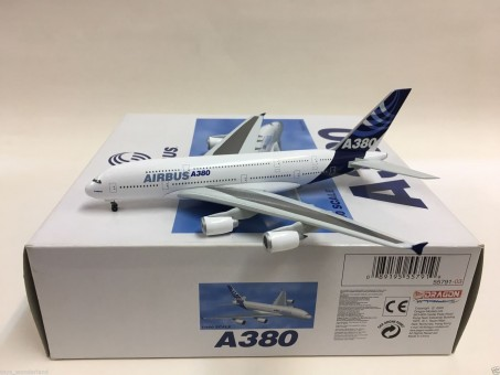 Last one! Airbus House Color A380F  Dagon Wings DRW55494-03 Scale 1:400