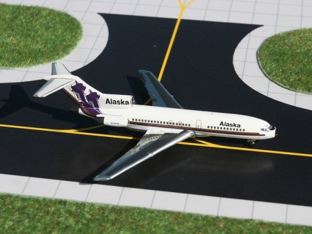 Sale! Alaska Airlines Boeing 727-200 N766AS 'Russian Domes' Gemini Jets GJASA165 scale 1:400