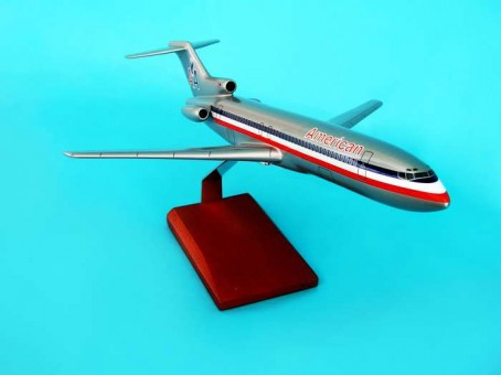 American 727-200  (KB727AATR) Scale 1:100 Executive Series G1310