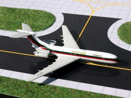 Gulf Air VC-10 طيران الخليج  Reg# G-ARVJ Old Livery GJGFA691 Scale 1:400