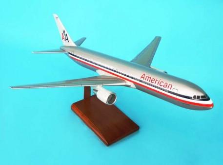 American 767-300 1/100 OLD LIVERY (KB767AATR)